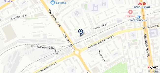 АБС инжиниринг на карте