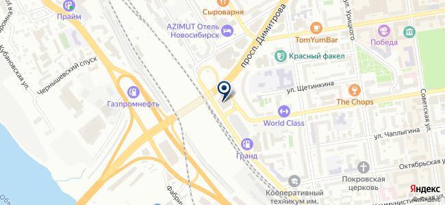 Airbagsib на карте