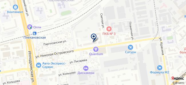 АГРАФ, ООО на карте