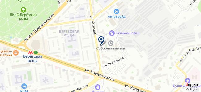 АБВ Инструмент на карте