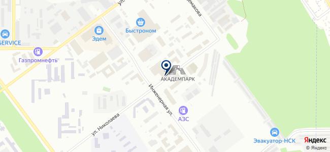 Р-техно, ООО на карте