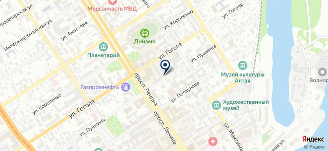 Сибирский тендерный центр, ООО на карте