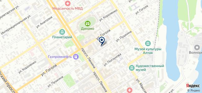 Сибирский аукционный дом, ООО на карте