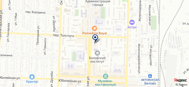 Сантех Электро на карте