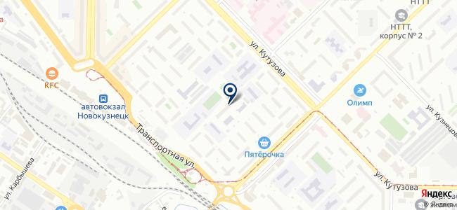 Канон, ООО на карте