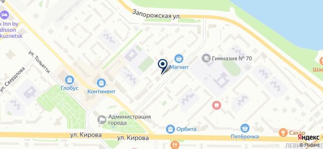 ШахтСтройИнжиниринг, ООО на карте