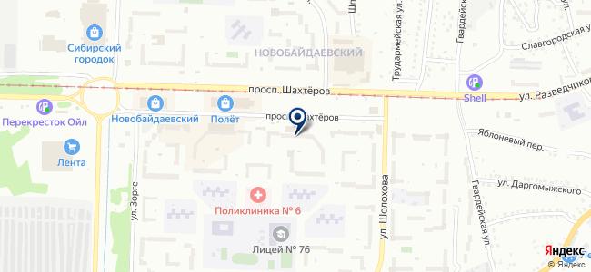 Акцент-СБ, ООО на карте
