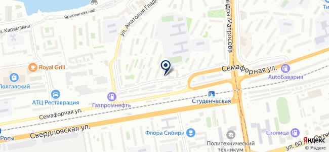 Ай-Ти Центр Сибирь, ООО на карте