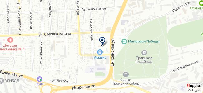 СТАНДАРТ 600, ООО на карте