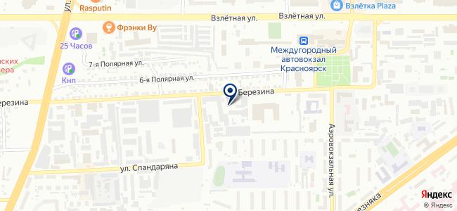Абордаж, ООО на карте
