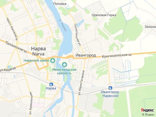 Эвакуатор Ивангород