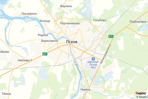 грузовой эвакуатор Псков