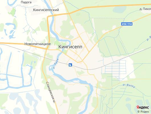 Эвакуатор Кингисепп