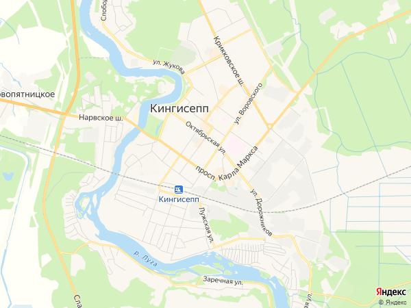 грузовой эвакуатор Кингисеп