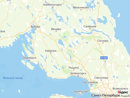 эвакуатор Приморское шоссе