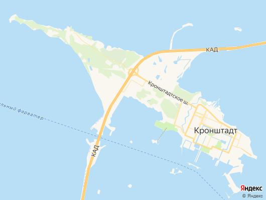 Эвакуатор Кронштадт