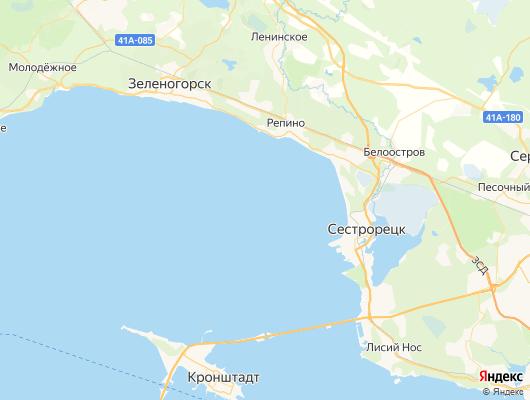 Курортный район