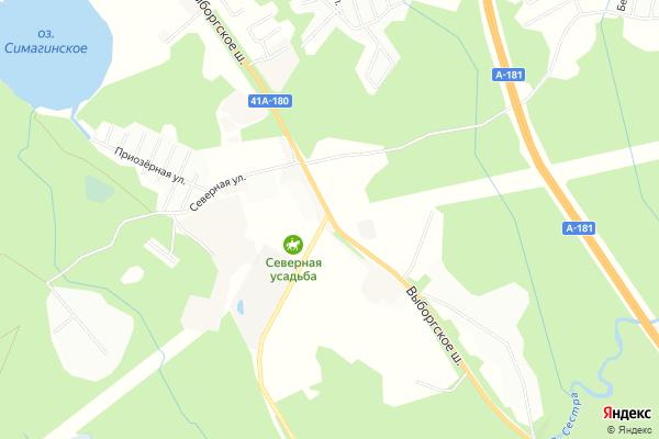 эвакуатор Выборгское шоссе