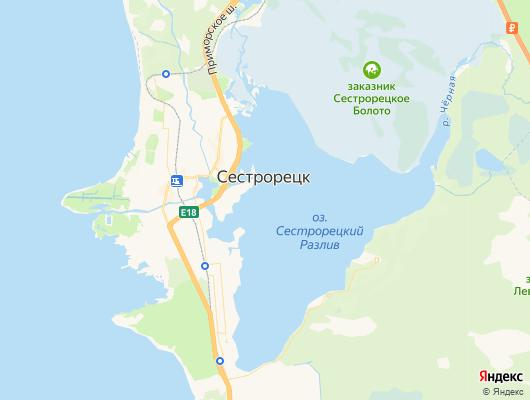 эвакуатор Сестрорецк