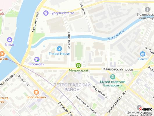 Эвакуатор Петроградский район