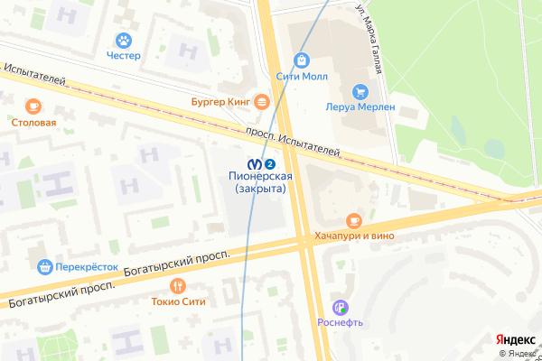 эвакуатор Пионерская