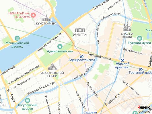 Эвакуатор Адмиралтейский район