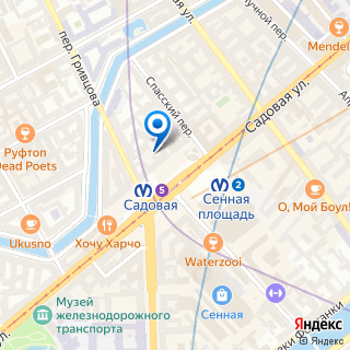 Компьютерная помощь метро Садовая