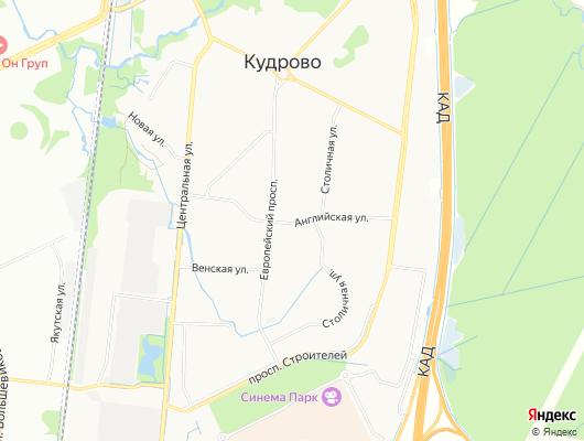 Эвакуатор Кудрово
