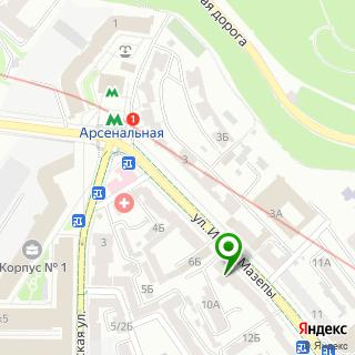 селфи-палка в Киеве (ул. Мазепы)
