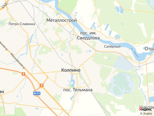эвакуатор колпинский район
