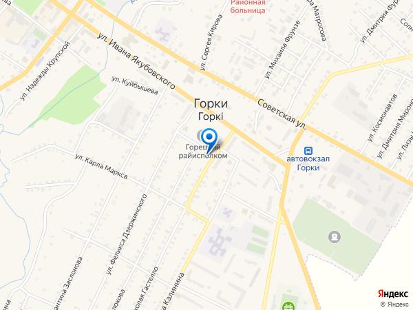 Центр занятости г. Горки