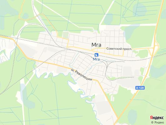Эвакуатор Мга