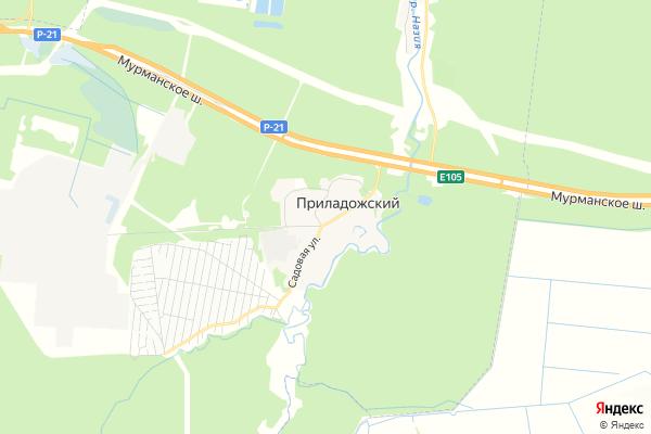 эвакуатор приладожский