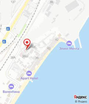 Дом на берегу Черного моря