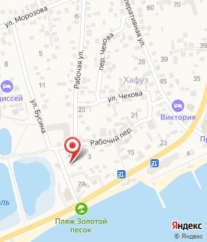 Мини-гостиница в Приморском