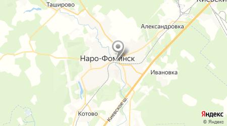 Лестница на металлокаркасе в Наро-Фоминске