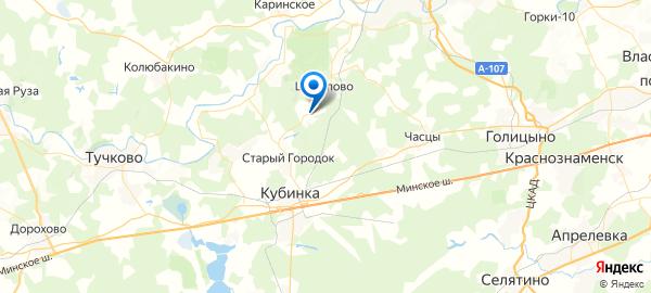 Одинцовский район, деревня Пронское