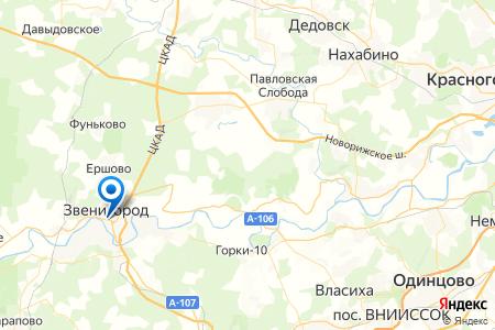 завод в Звенигороде