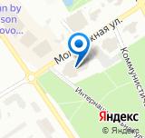 Карта на Яндексе