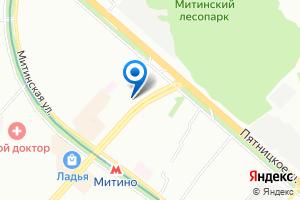Строительный магазин «СтройДом» располагается в Москве в районе Митино по адресу Пятницкое шоссе 27 корпус 1