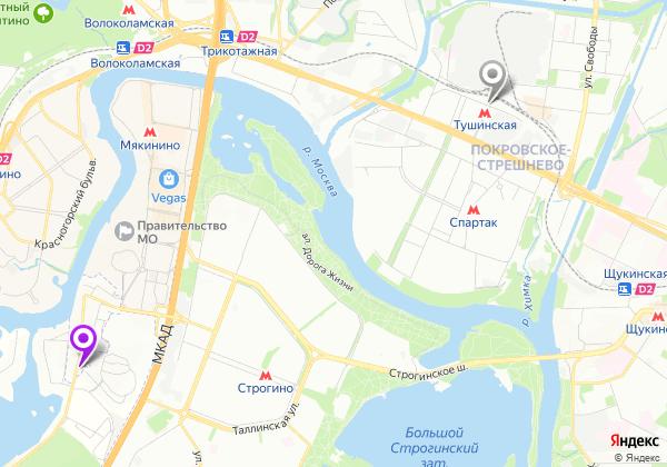 салон эротического массажа от метро Тушинская
