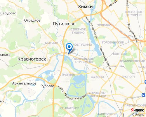 Genser, Мазда, Москва, Волоколамское ш., д. 95