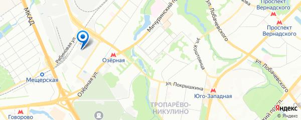 Офис-склад Mineralsprings