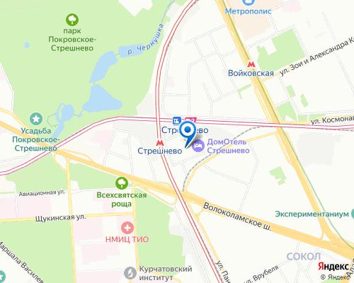 Компьютерный мастер у метро Стрешнево