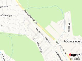 Рогачевское шоссе