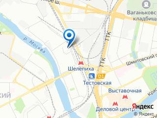 Компьютерная помощь у метро Шелепиха