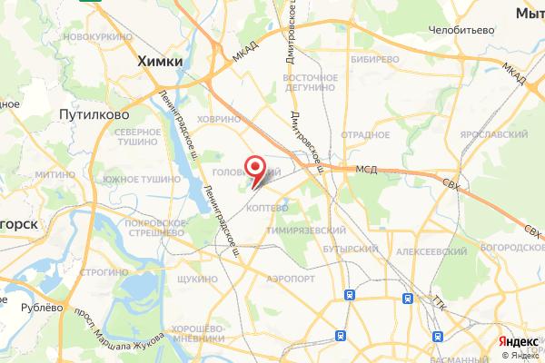 Адрес компании Rodeal Парковочные Решения Россия, Москва, Михалковская улица, 48с5