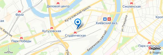 Сервисный центр на Кутузовском проспекте