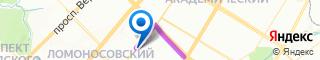 Карта проезда в компанию ИНТРАРОС