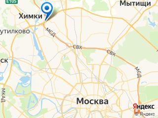 Тойота Центр Левобережный, Тойота, Москва, мкр-н Левобережный